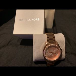 Michael Kors Accessories - Brand New Michael Kors Watch!!